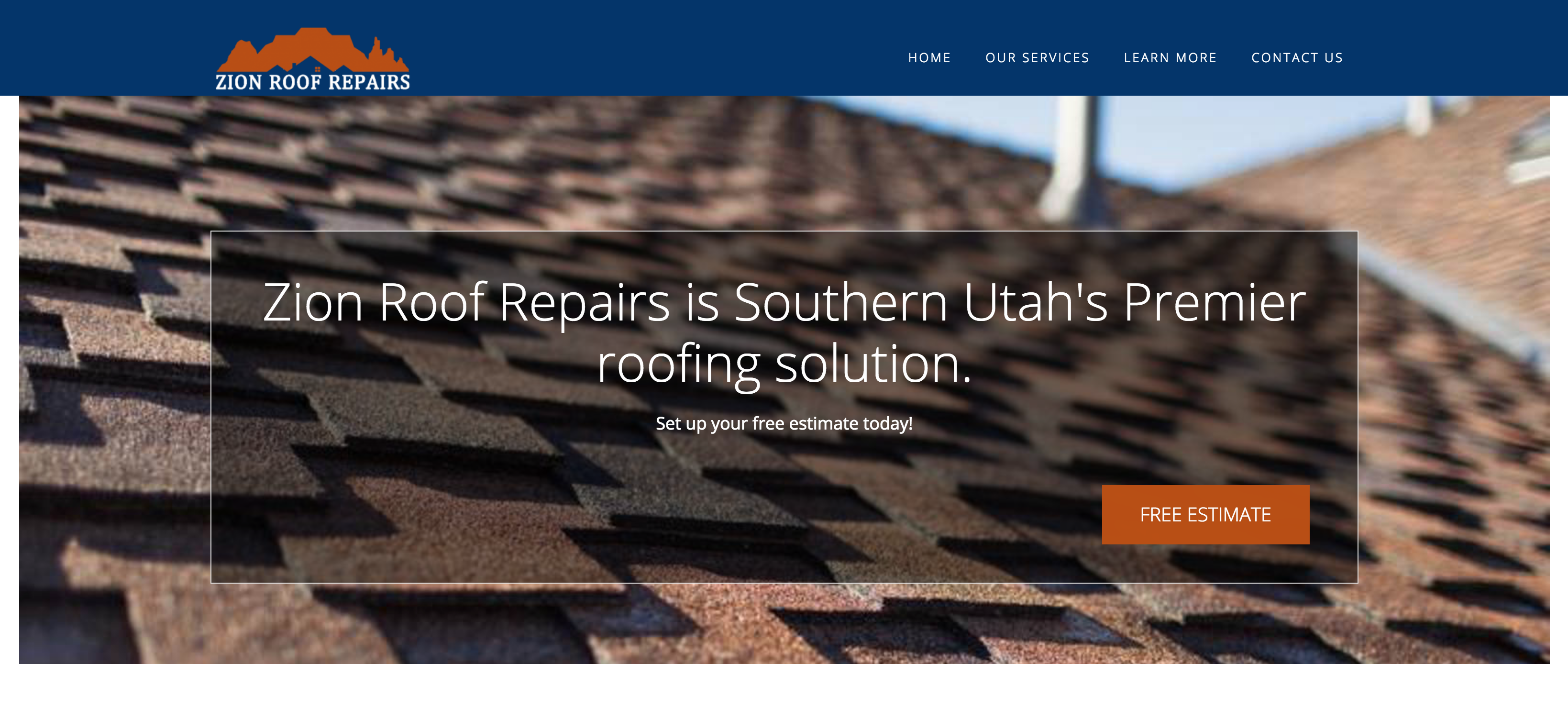 Southern Utah Roofing Contractor